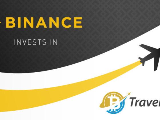 Binance Partnered With TravelByBit
