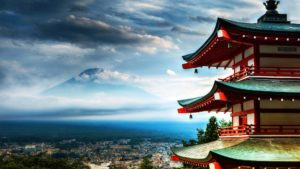Japan China cryptocurrency
