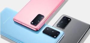 Samsung S20 blockchain