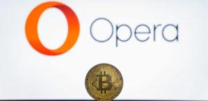 Opera Bitcoin Ethereum