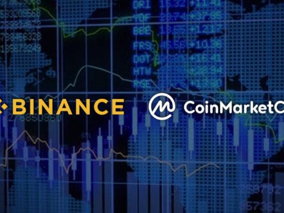 coinmarketcap Binance