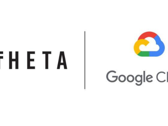 Google blockchain Theta