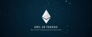 ERC-20 ethereum